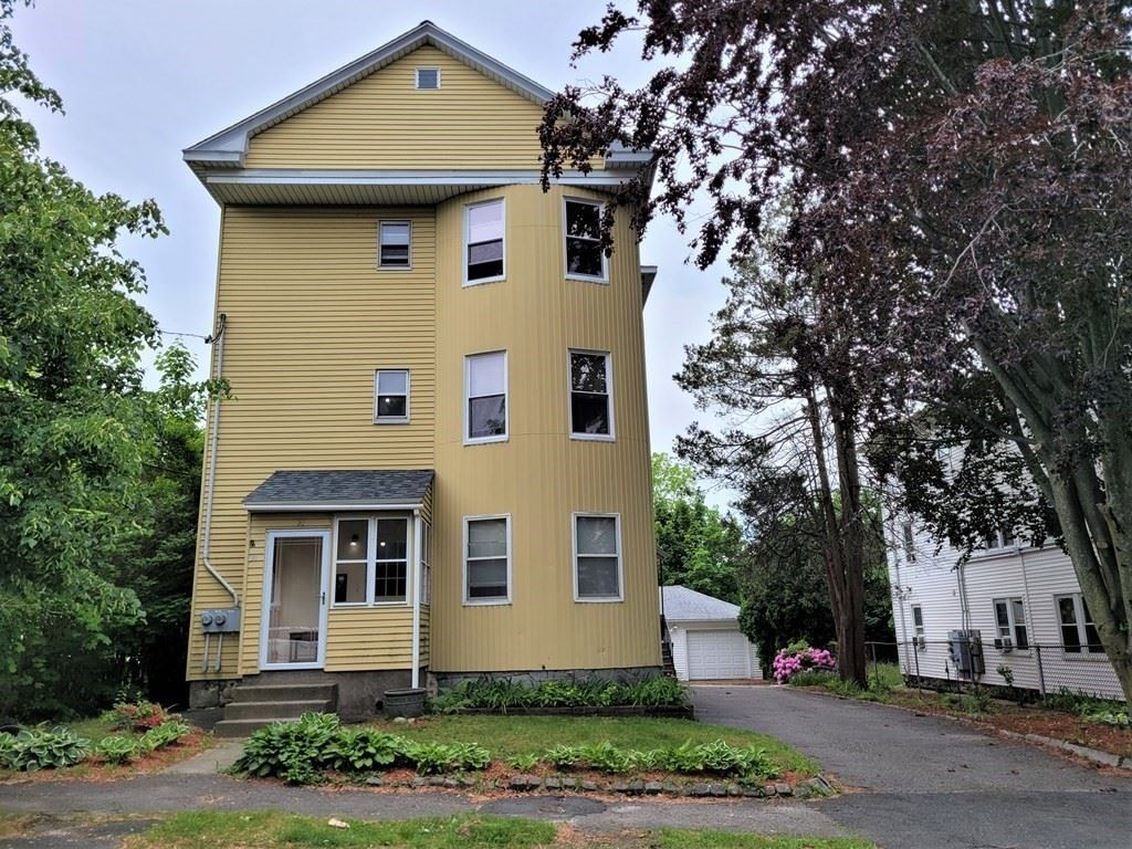 34 Andover Street #A, Worcester, MA 01606 - MLS#: 72843282