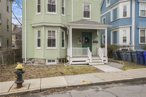 Photo of 15 Goldsmith road #2, Boston, MA 02130 (MLS # 72625283)