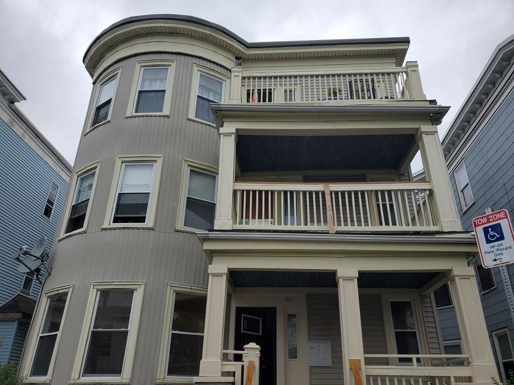 23 Thornley St, Boston, MA 02125 - MLS#: 72714288
