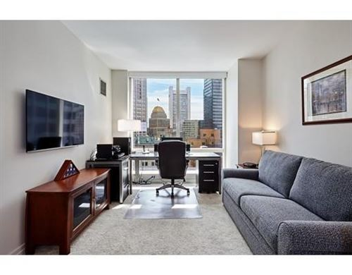 Tiny photo for 1 Franklin Street #1608, Boston, MA 02110 (MLS # 72561290)