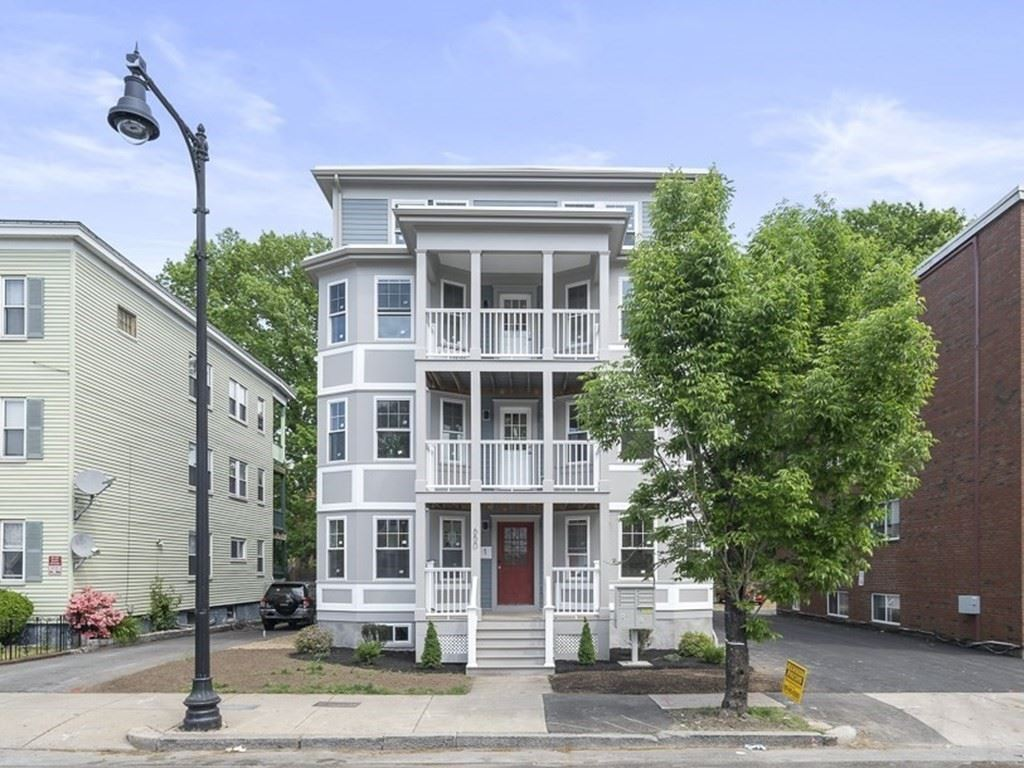 650 Hyde Park Ave #2, Boston, MA 02131 - MLS#: 72842290