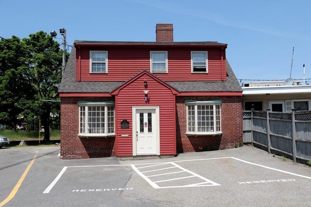 2 Mill St, Peabody, MA 01960 - MLS#: 72844295