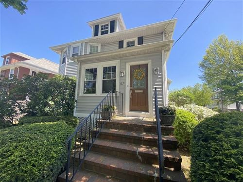 Photo of 67 Waterston Avenue, Quincy, MA 02170 (MLS # 72662300)