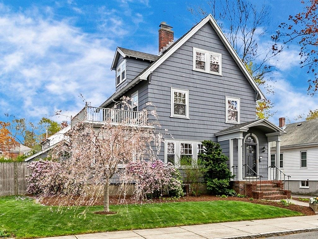 4 Brier Rd, Boston, MA 02132 - #: 72826300
