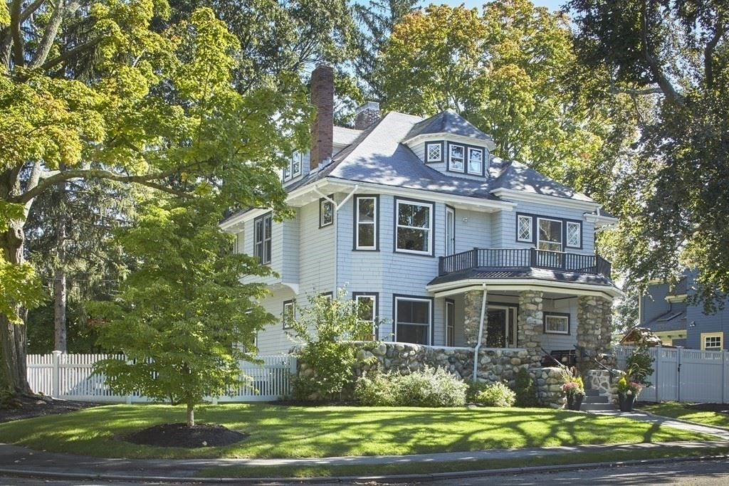 Photo of 20 Orient Ave, Newton, MA 02459 (MLS # 72907304)