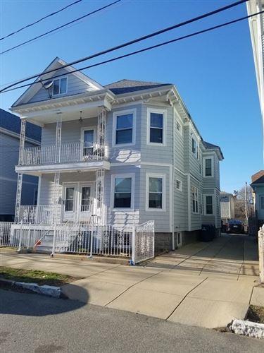 Photo of 19-21 PRINCETON STREET, New Bedford, MA 02745 (MLS # 72804305)