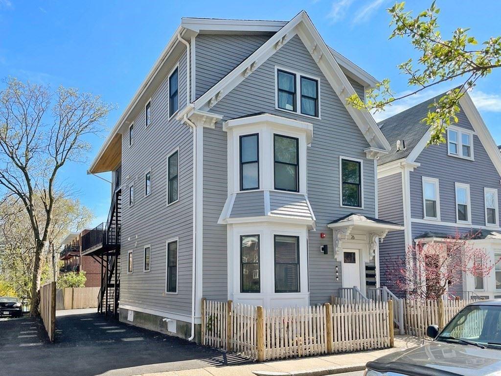 Photo of 26 Bardwell Street #1, Boston, MA 02130 (MLS # 72825308)