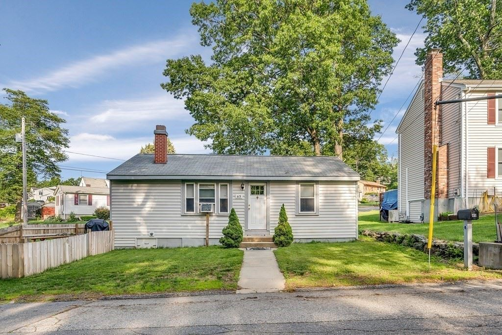 45 Whittier Rd, Marlborough, MA 01752 - MLS#: 72850308
