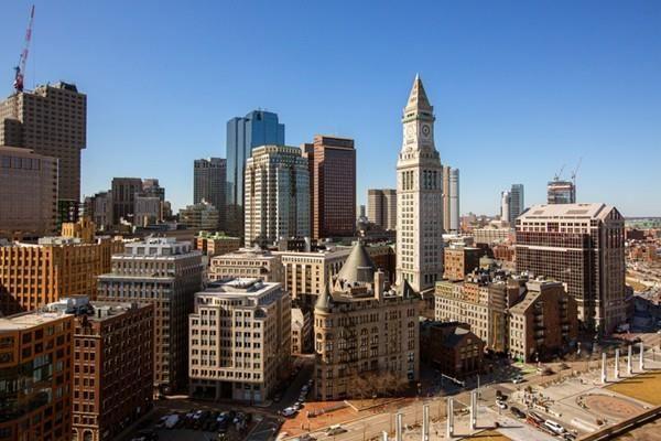 Photo of 65 East India Row #22AB, Boston, MA 02110 (MLS # 72620309)