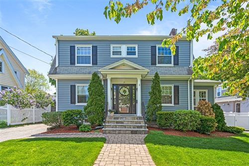 Photo of 15 Laird Road, Medford, MA 02155 (MLS # 72833310)