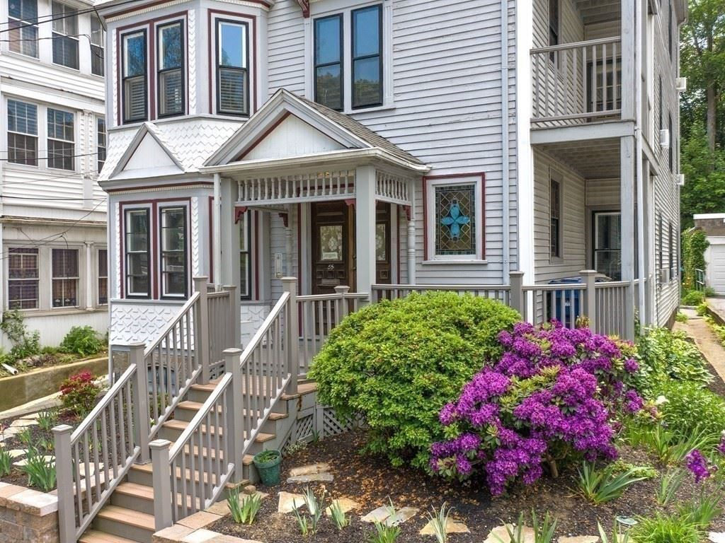 55 Paul Gore Street #2, Boston, MA 02130 - MLS#: 72845310