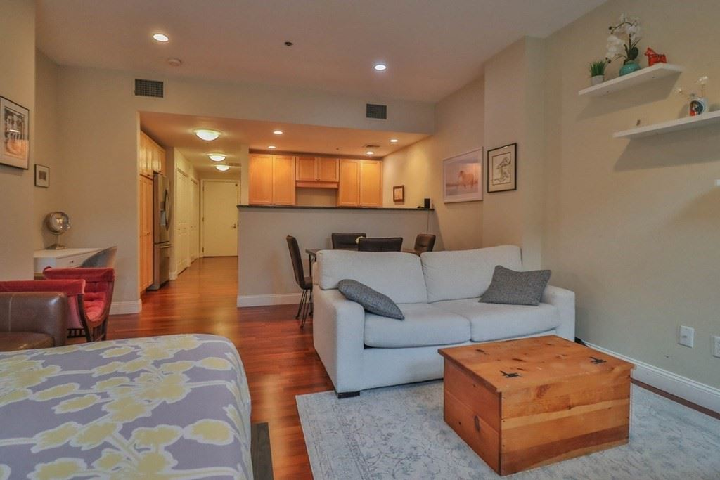 Photo of 300 Commercial Street #310, Boston, MA 02109 (MLS # 72872310)