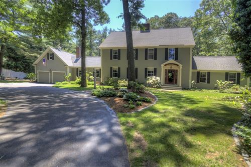 Photo of 3 Stage Hill Rd, Wenham, MA 01984 (MLS # 72850311)