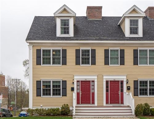 Photo of 70 N Main St #70, Andover, MA 01810 (MLS # 72808315)