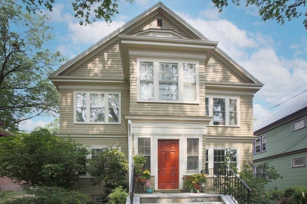 84 Beals St #1, Brookline, MA 02445 - MLS#: 72870315