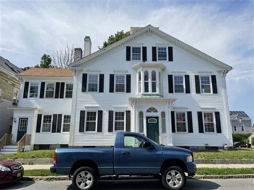 Photo of 119 Hillman Street, New Bedford, MA 02740 (MLS # 72812320)
