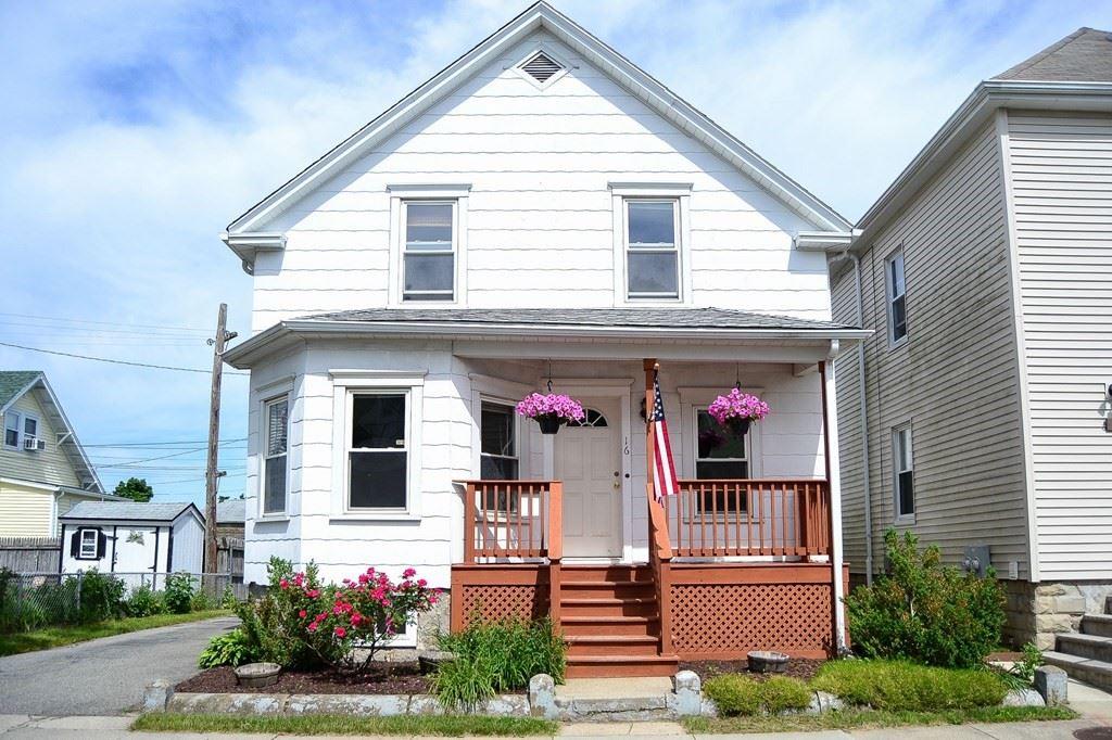 16 Felton St, New Bedford, MA 02745 - MLS#: 72850323