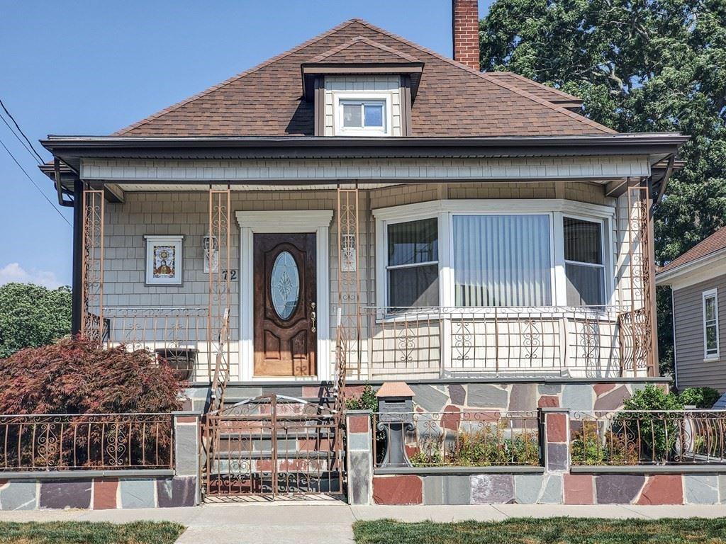 Photo of 72 Rochambeau St., New Bedford, MA 02745 (MLS # 72707324)