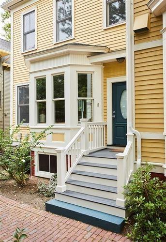 Photo of 17 Highland Avenue #17, Cambridge, MA 02139 (MLS # 72734325)