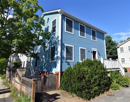 Photo of 61 Montgomery Street, Cambridge, MA 02140 (MLS # 72723326)