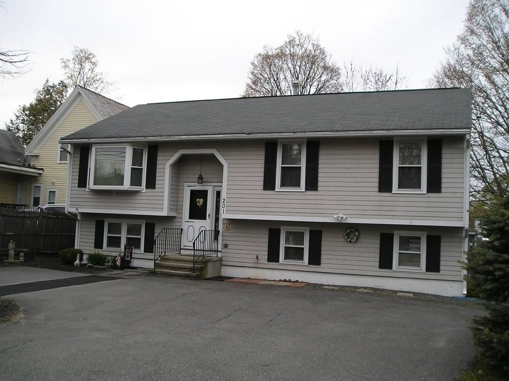 201 W Chestnut St, Brockton, MA 02301 - MLS#: 72651328