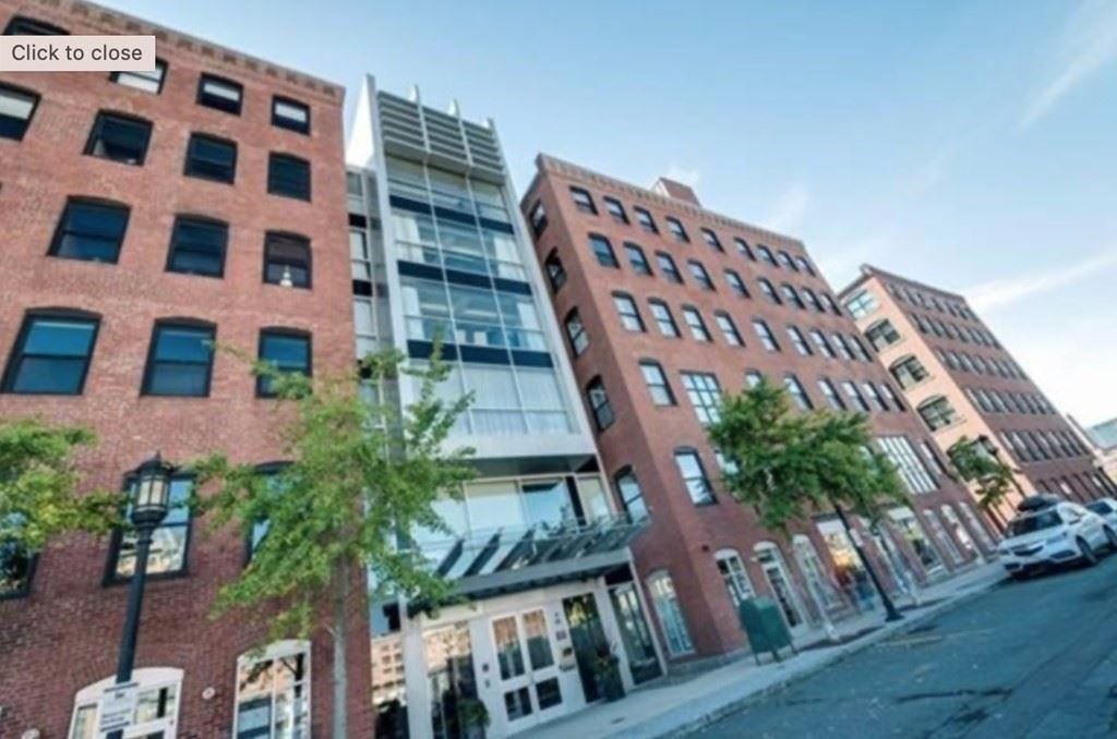 Photo for 21 Wormwood St #416, Boston, MA 02210 (MLS # 72900328)