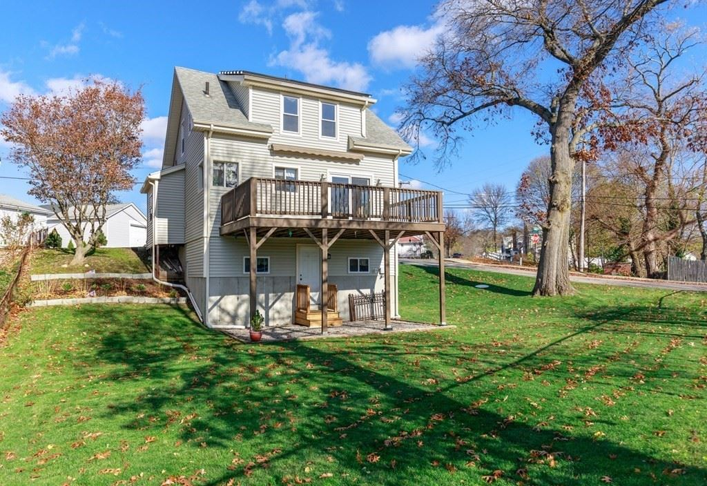 Photo of 92 Connell St, Quincy, MA 02169 (MLS # 72758330)