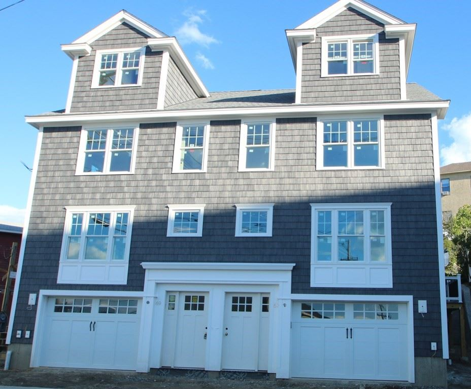 67 Commercial #1, Gloucester, MA 01930 - #: 72800334