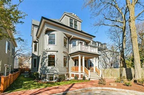 Photo of 9 Exeter Park #9, Cambridge, MA 02140 (MLS # 72809335)