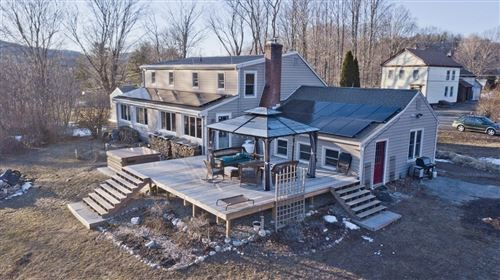 Photo of 75 Pleasant St, Conway, MA 01341 (MLS # 72799337)