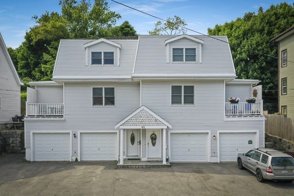 46 Taylor St #1, Gloucester, MA 01930 - MLS#: 72845337