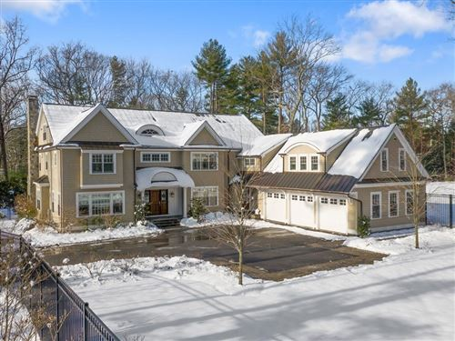 Photo of 159 Dover Rd and 38 Livingston Rd, Wellesley, MA 02482 (MLS # 72769338)
