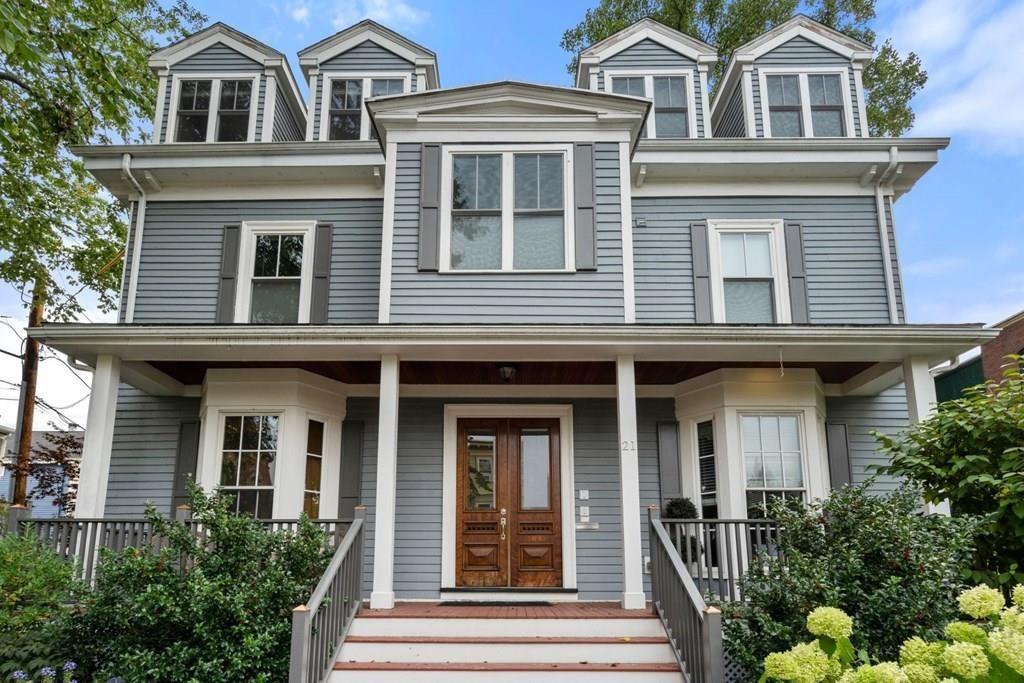 21 Seaverns Avenue #1, Boston, MA 02130 - MLS#: 72730343