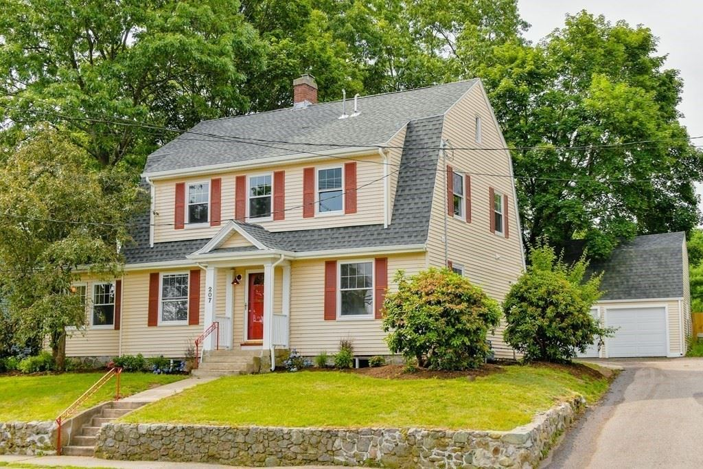 207 Whiting Ave, Dedham, MA 02026 - #: 72855345
