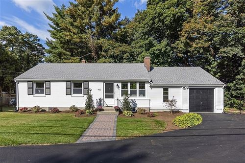 Photo of 450 Old Connecticut Path, Wayland, MA 01778 (MLS # 72911350)