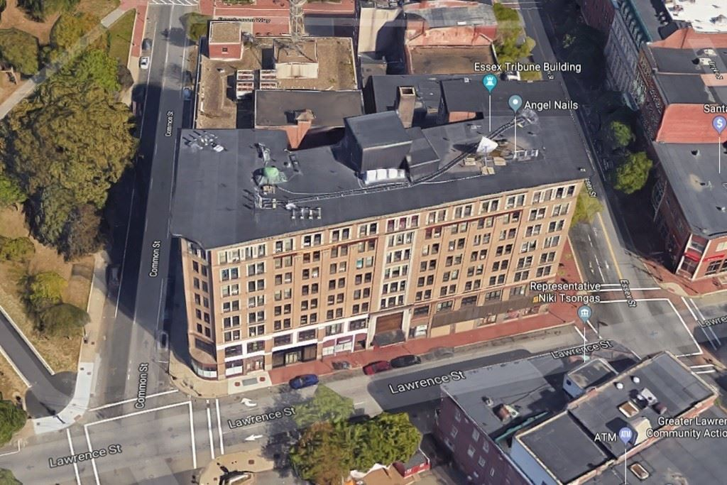 11 Lawrence St #804, Lawrence, MA 01840 - MLS#: 72783354