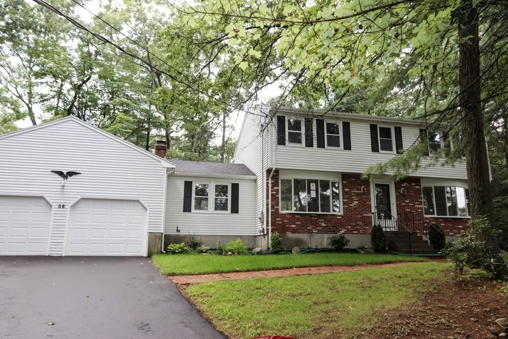 56 Overlook Drive West, Framingham, MA 01701 - #: 72646362