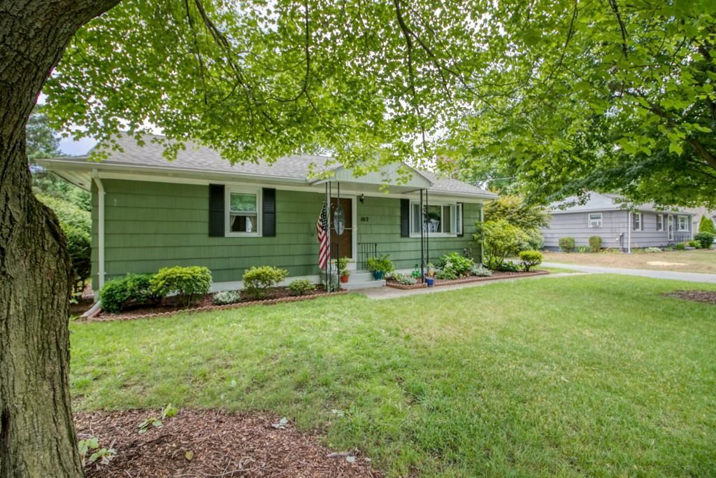 Photo of 102 Anthony St, Agawam, MA 01001 (MLS # 72687362)