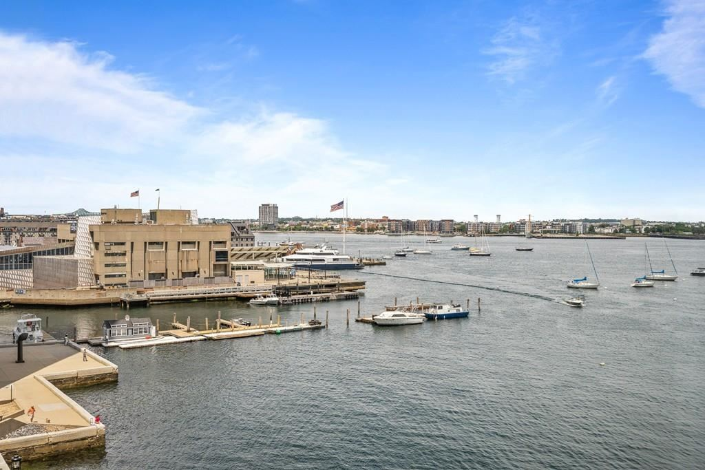 Photo of 20 Rowes Wharf #607, Boston, MA 02110 (MLS # 72681363)
