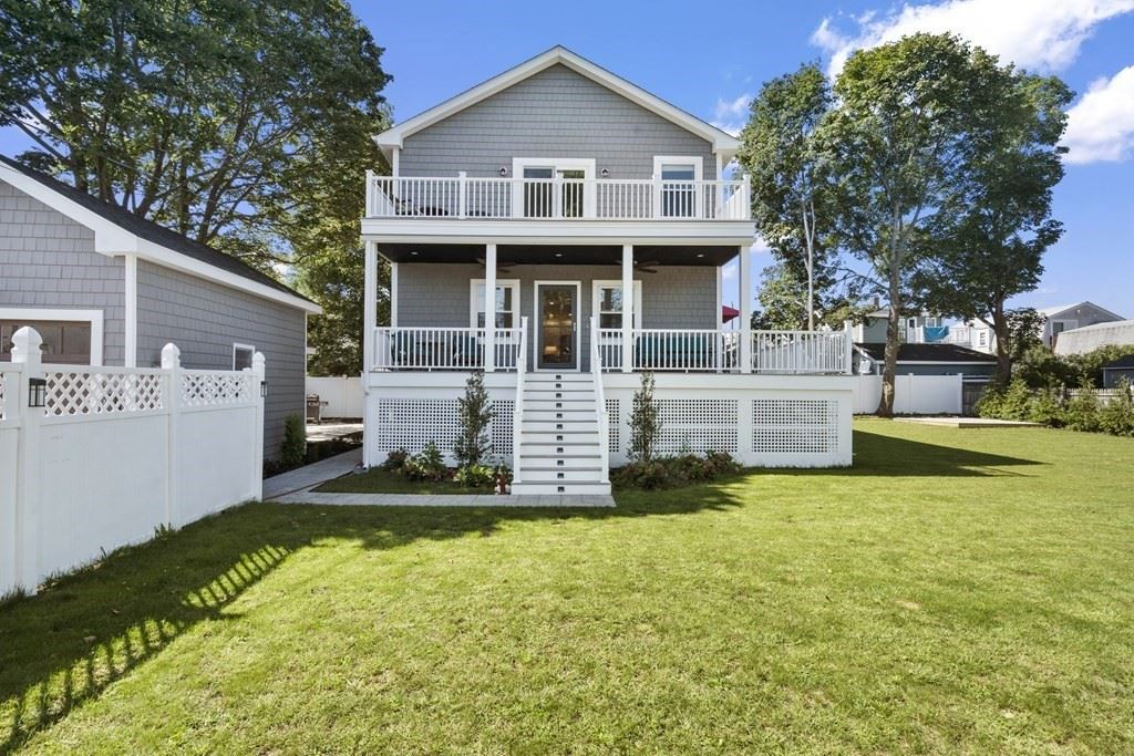 Photo of 23 Essex St, Quincy, MA 02171 (MLS # 72895363)