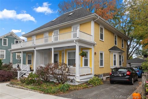 Photo of 45 Railroad Avenue #1, Beverly, MA 01915 (MLS # 72746365)