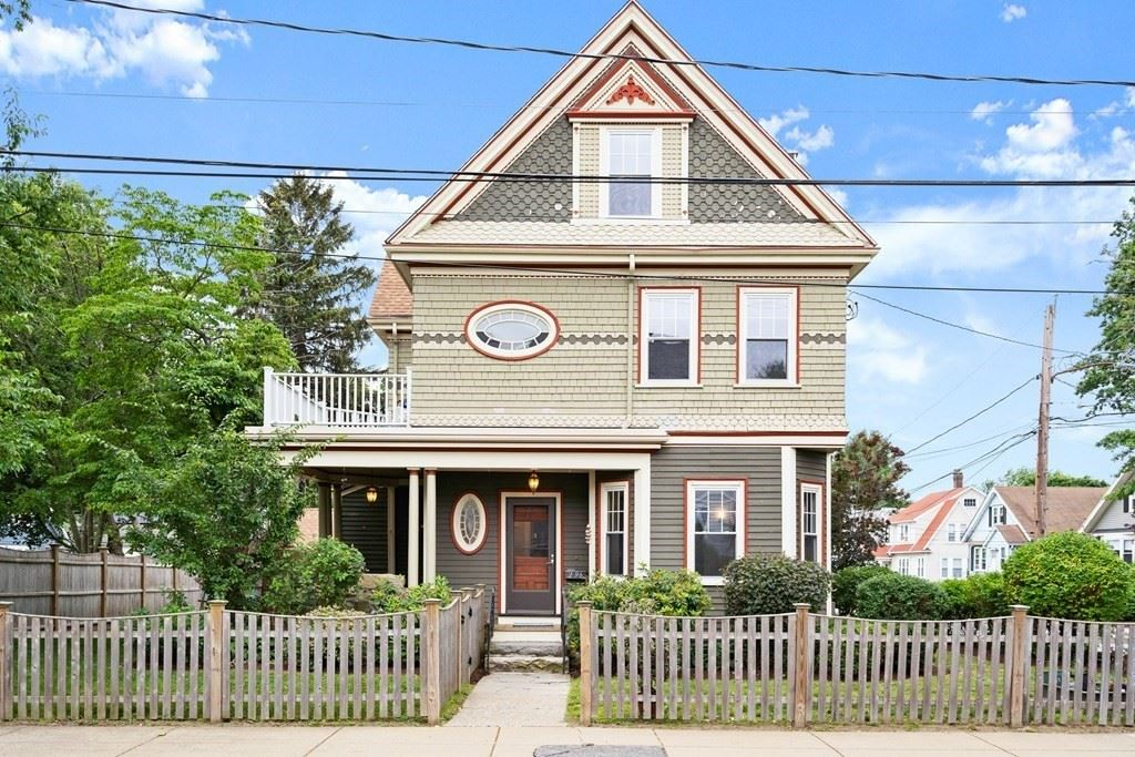 296 Temple street, Boston, MA 02132 - #: 72855365