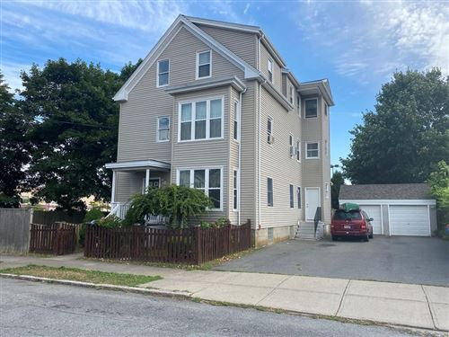 Photo of 110 JENKINS STREET, New Bedford, MA 02740 (MLS # 72713366)