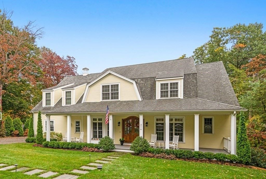 314 Dover Road, Westwood, MA 02090 - MLS#: 72814366