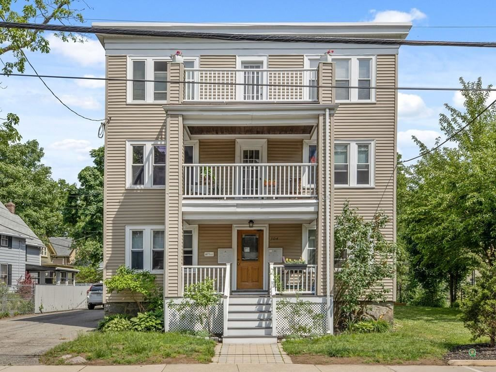304 Lamartine St #3, Boston, MA 02130 - #: 72670368
