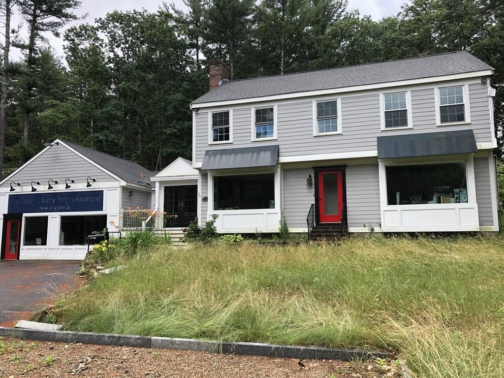 Photo of 631 Boston Post Road, Sudbury, MA 01776 (MLS # 72687368)