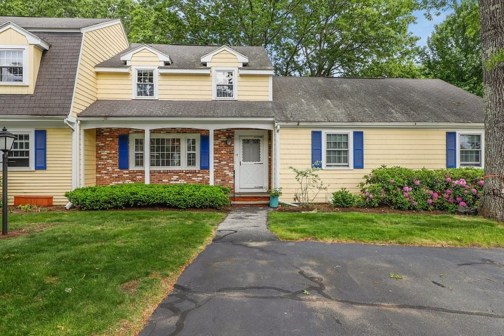 17 Meetinghouse Rd #17, Acton, MA 01720 - MLS#: 72846368