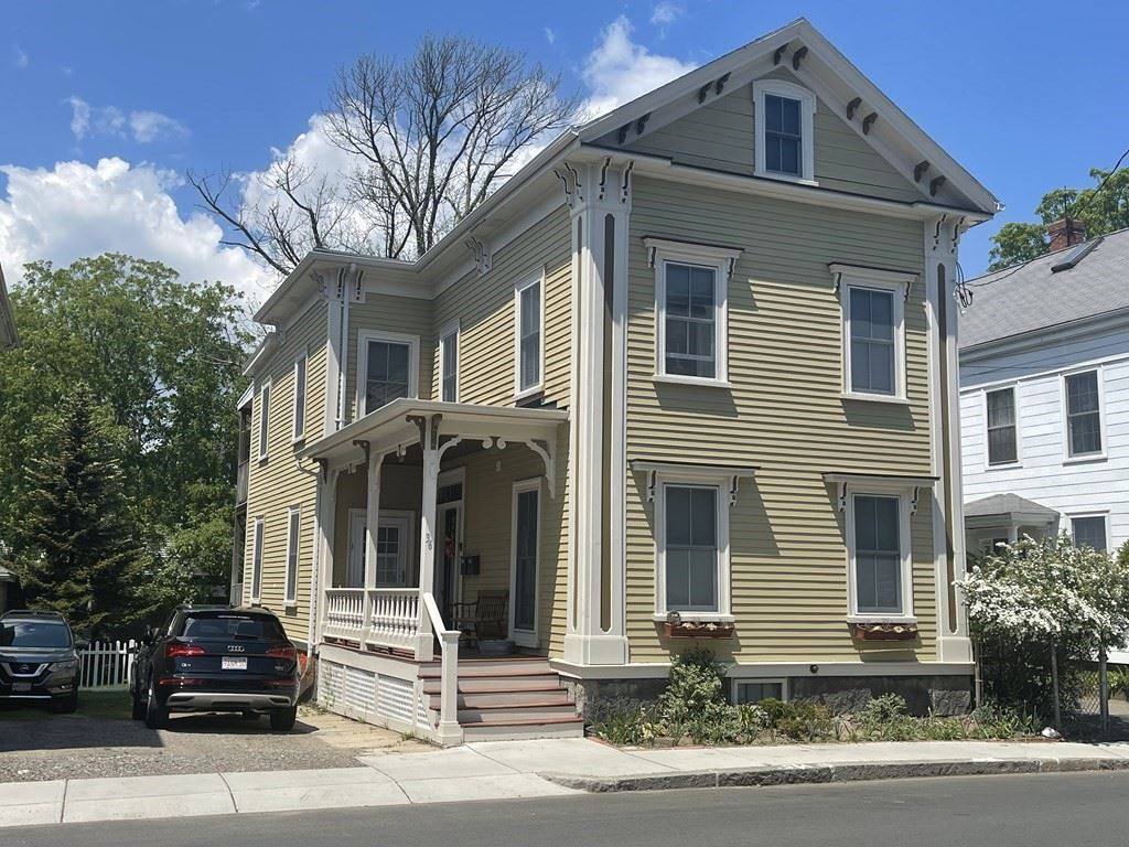 36 Essex Street #1, Salem, MA 01970 - MLS#: 72852368