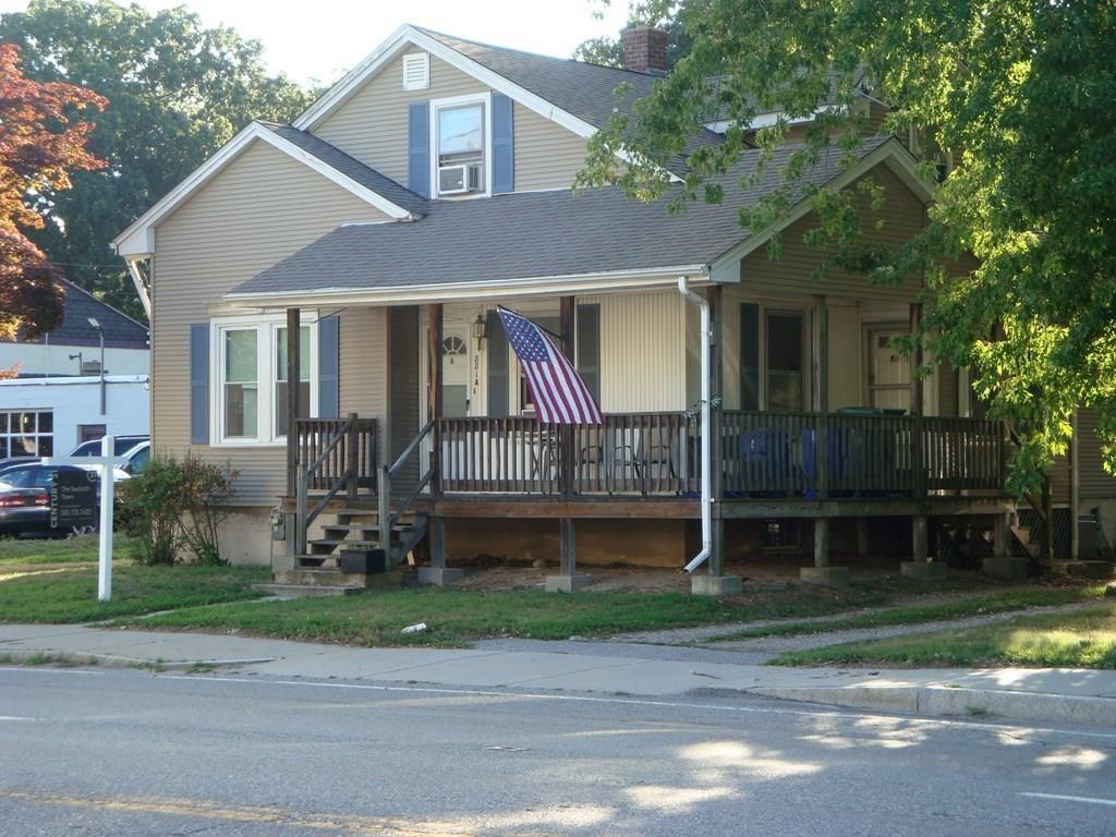 881 Washington St, Attleboro, MA 02703 - MLS#: 72721369