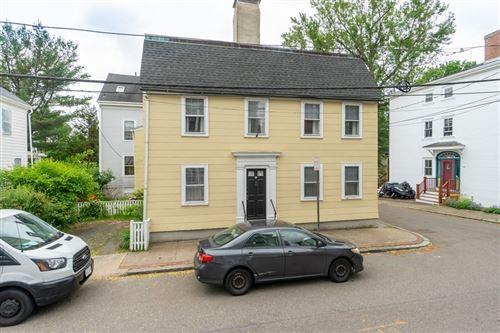 Photo of 18 Pickman Street, Salem, MA 01970 (MLS # 72848372)